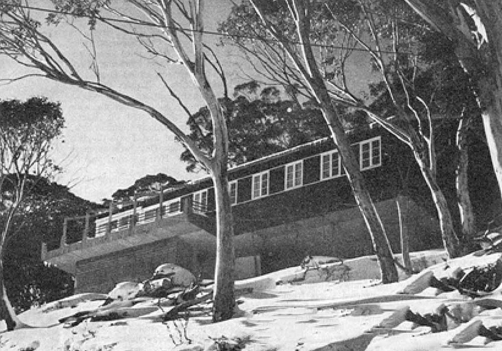 History of Roslyn Lodge Thredbo